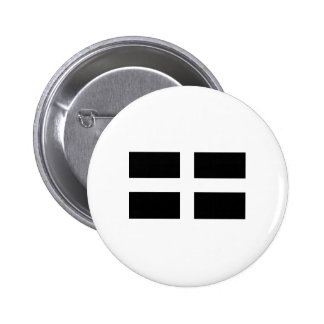 Flag of Cornwall Buttons