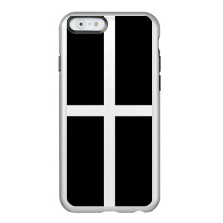 Flag of Cornwall Silver iPhone Case