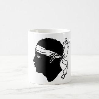 Flag of Corsica Coffee Mug