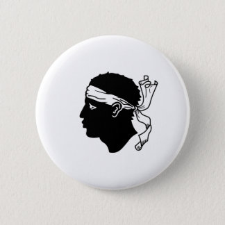 Flag of Corsica Pinback Button