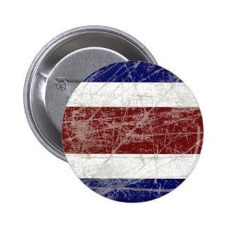 Flag of Costa Rica Button