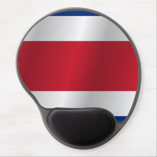 Flag of Costa Rica Gel Mouse Pad
