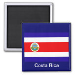 Flag of Costa Rica Magnet