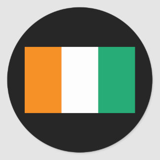 Flag of Cote D&Apos;Ivoire Stickers