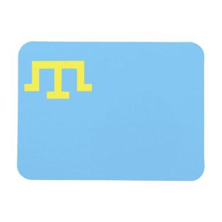 Flag of Crimean Tatars Rectangular Photo Magnet