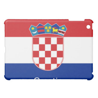 Flag of Croatia iPad Mini Case