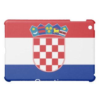 Flag of Croatia iPad Mini Case