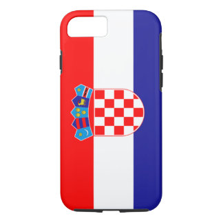 Flag of Croatia iPhone 7 Case
