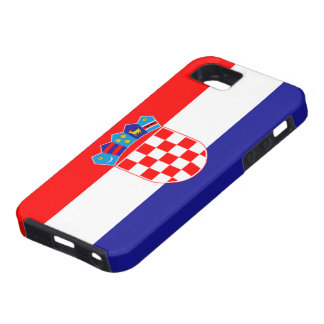 Flag of Croatia iPhone SE/5/5s Case