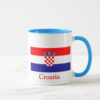Flag of Croatia Mug