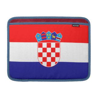 Flag of Croatia Rickshaw Bagworks MacBook Sleeve