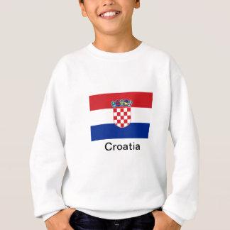 Flag of Croatia Sweatshirt