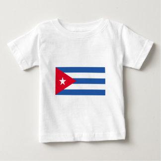 Flag of Cuba Baby T-Shirt