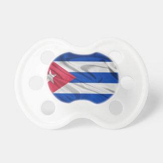 Flag of Cuba Pacifier