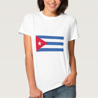 Flag of Cuba T Shirt