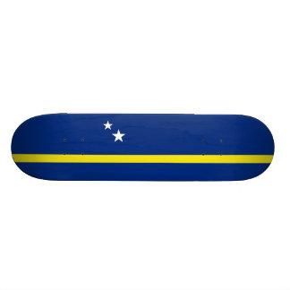 Flag of Curacao Skateboard Deck