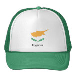 Flag of Cyprus Hat