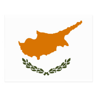 Flag of Cyprus Postcard