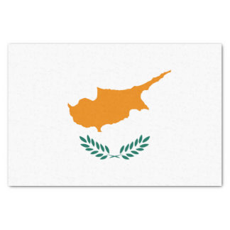 Flag of Cyprus Tissue Paper