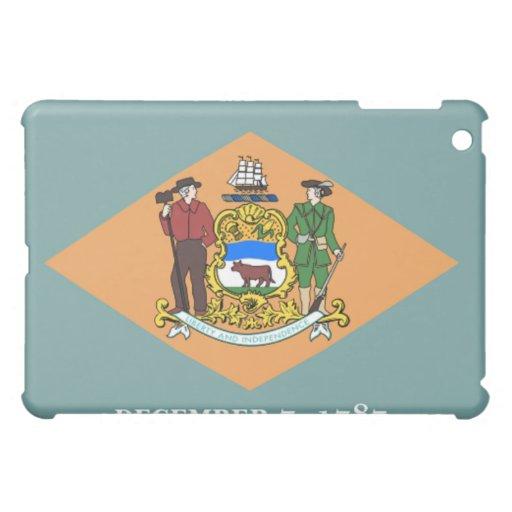 Flag of Delaware iPad Mini Covers