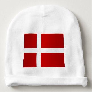 Flag of Denmark Baby Beanie
