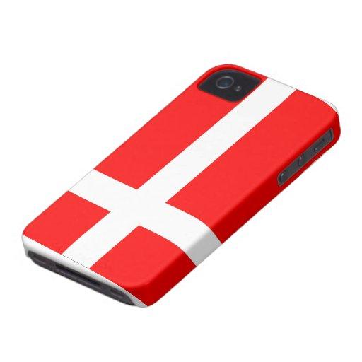 Flag of Denmark BlackBerry Bold Case
