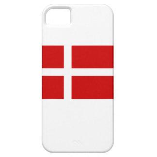 Flag of Denmark iPhone 5 Case