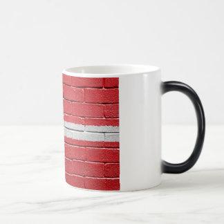 Flag of Denmark Magic Mug