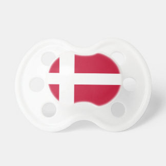 Flag of Denmark Pacifiers