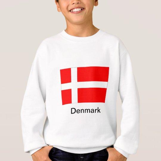 Flag of Denmark Sweatshirt