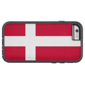 Flag of Denmark Tough Xtreme iPhone 6 Case