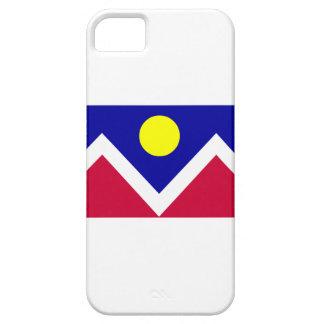 Flag of Denver Colorado iPhone SE/5/5s Case