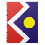Flag of Denver Note Book