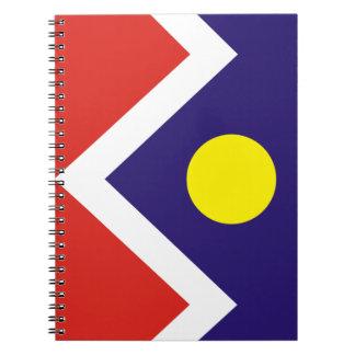Flag of Denver Notebook