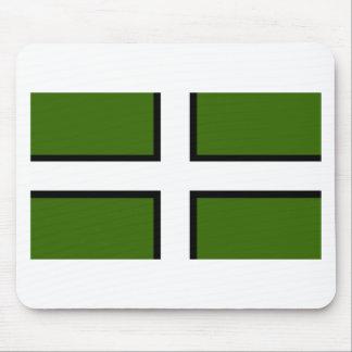 Flag of Devon Mouse Pad