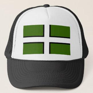 Flag of Devon Trucker Hat