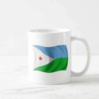 Flag of Djibouti Mug