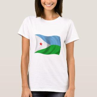 Flag of Djibouti T-Shirt