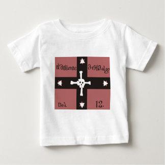 Flag of Doliente De Hidalgo Baby T-Shirt