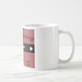 Flag of Doliente De Hidalgo Coffee Mug