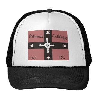 Flag of Doliente De Hidalgo Trucker Hat