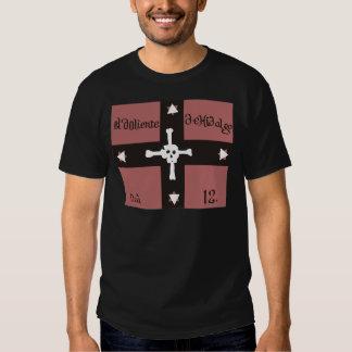 Flag of Doliente De Hidalgo T-shirts