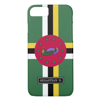 Flag of Dominica iPhone 8/7 Case