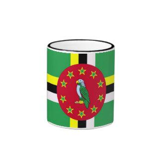 Flag of Dominica Mug