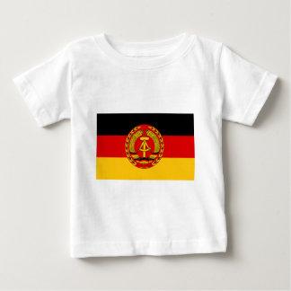 Flag of East Germany - Flagge der DDR (GDR) - NVA Baby T-Shirt