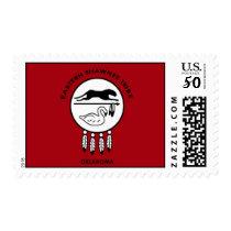 Flag of Eastern Shawnee Postage