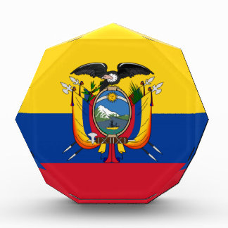 Flag of Ecuador Award