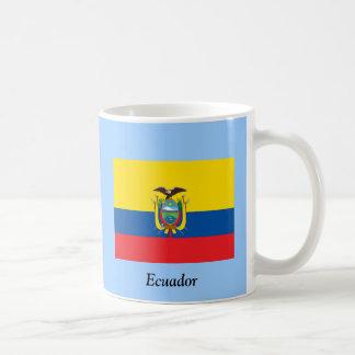 Flag of Ecuador Coffee Mug
