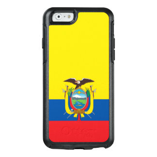 Flag of Ecuador OtterBox iPhone Case