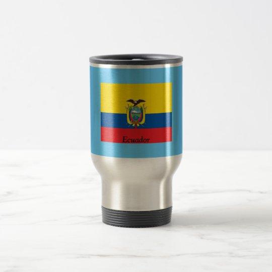 Flag of Ecuador Travel Mug